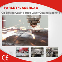 CNC oil slotted pipe laser cutting machine in China