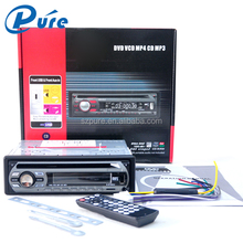 New 1 din pioneer car dvd player with MP3/MP4/DVD/VCD