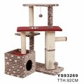 Activity Centre Bed Toys Kitten Pet Protect Cat Trees Cheap