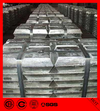 price of lme registered dubai metal pure zinc ingot 99.995