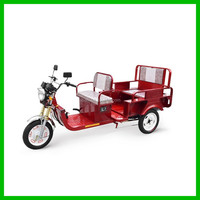 New Model Tricycle with High Quality Utility Tricycle with Double Seat
