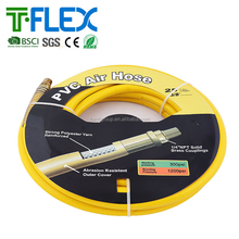 Professional factory supply high grade customized length pvc air conditioning hose