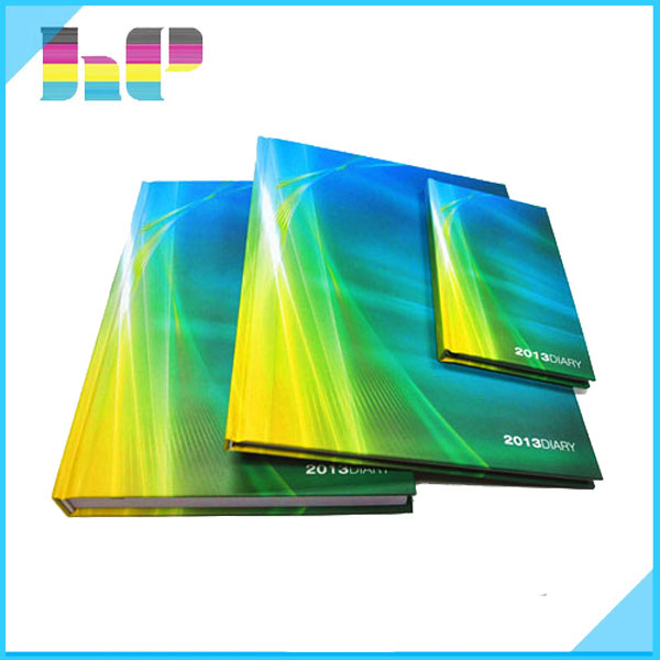 customized notebook printing to be distributed all over the world
