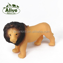 Stretch Lion TPR plastic Squishy Lion animals squishy kids toysOEM OBM factory promotion squishy toys