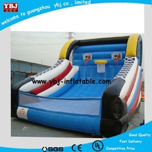 Inflatable Basketball Double Shot Sports Game