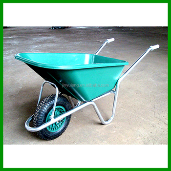 WB 6414 popular model South American market wheelbarrow