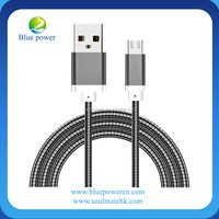 High-quality phone accessories , USB Charging Data Cable for iPhone and micro usb devices