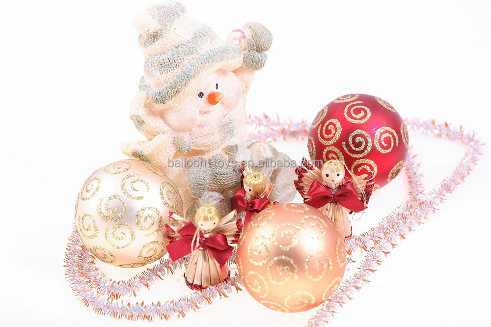 christmas ball ornament for festival decoration