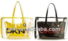 2014 hot sale PVC hand bag with various colors