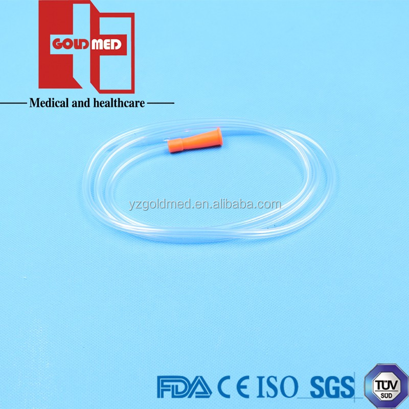 Hospital disposable pvc sterile stomach tube levin tube(GST1013)