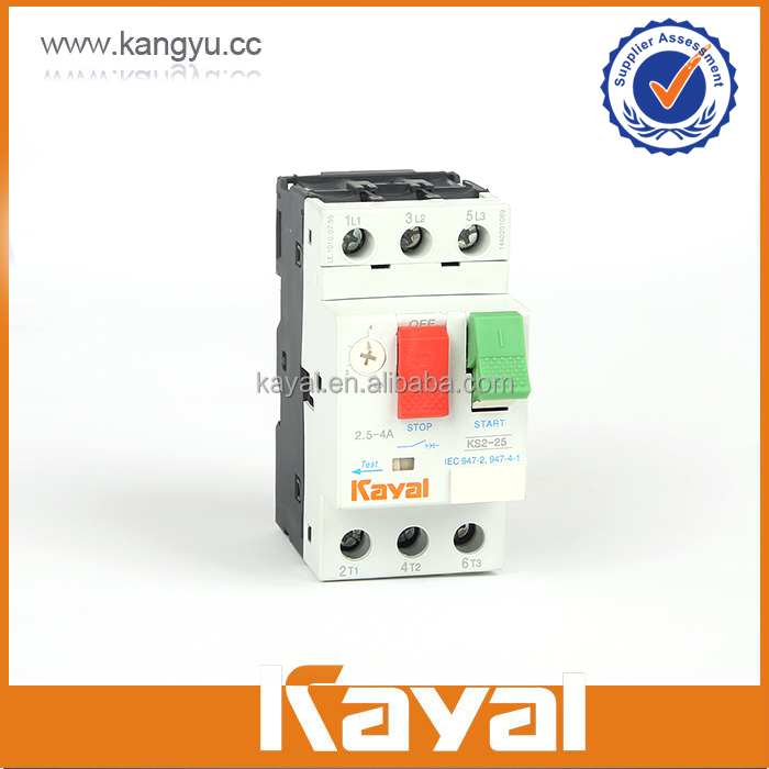 GV2-M08 Wholesale OEM 0.1-80A power circuit MPCB,circuit breaker control switch