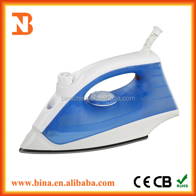 Laundry Appliance Electric Fabric Steam Iron