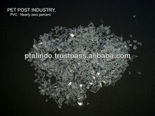 PET FLAKES POST INDUSTRY