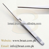 2014 mini eyelash tweezers / x tweezers stainless steel for eyelash