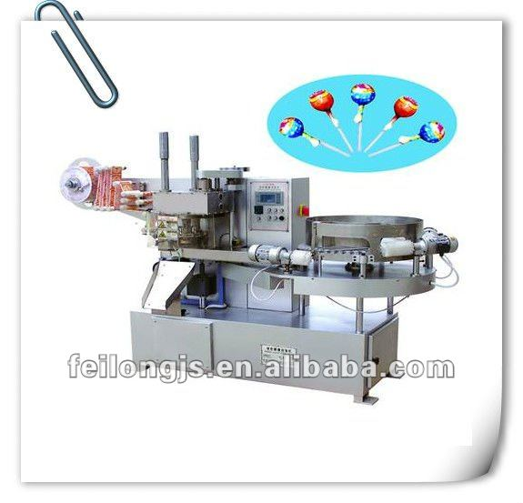 FLD-automatically Ball lollipop packing machine
