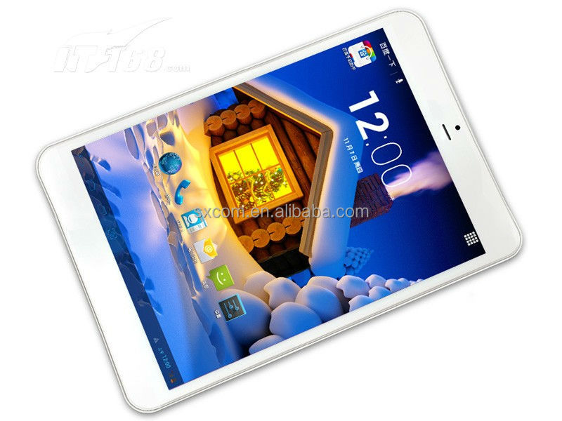 "IPS 7.85"" Quad Core MTK8382 GSM/WCDMA 2G/3G Phone Call Tablet PC"