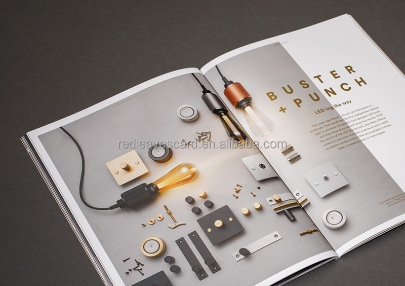 Top quality catalog printing services free design print timken bearing catalog