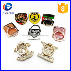 2016 Wholesale Competitive Promotional Gifts Key Ring Phone Holder,Finger Ring Cell Phone