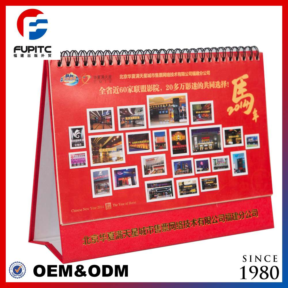 Excellent Quality Custom-made Suspension Excel Perpetual Calendar Case Cd Sell