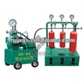 Fire extinguisher maintenance equipment/ extinguisher filling machie / extinguisher testing machine