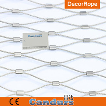 Candurs Flexible Stainless Steel Rope Cable Wire Mesh