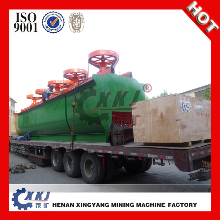 XCF-38cbm Flotation Machine for copper benefication with capacity 38cbm