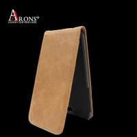 Genuine leather phone case flip cover for iphone 6