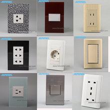 Convenience receptacle american style universal wall socket outlet electr 250v 10 a philippines electrical outlets