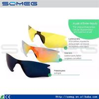 Professional mobile phone glasses bluetooth earphone glasses smart glasses with CE certificate