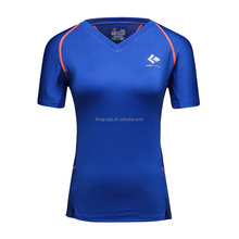 Gym T shirt Compression Tights Women's Sport Clothing Dry Quick Running Short Sleeve T-shirts Fitness Workout Tops And Tees