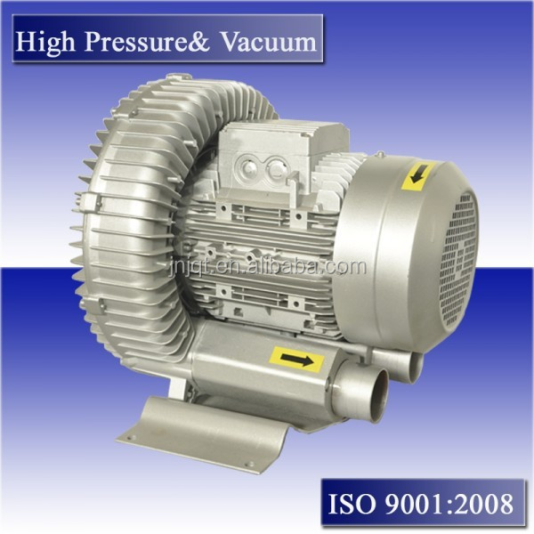 4.0 KW vacuum inflatable blower motor for fish pond