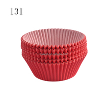 Bakest wholesale red proof oil <strong>paper</strong> cake cup with stripe package