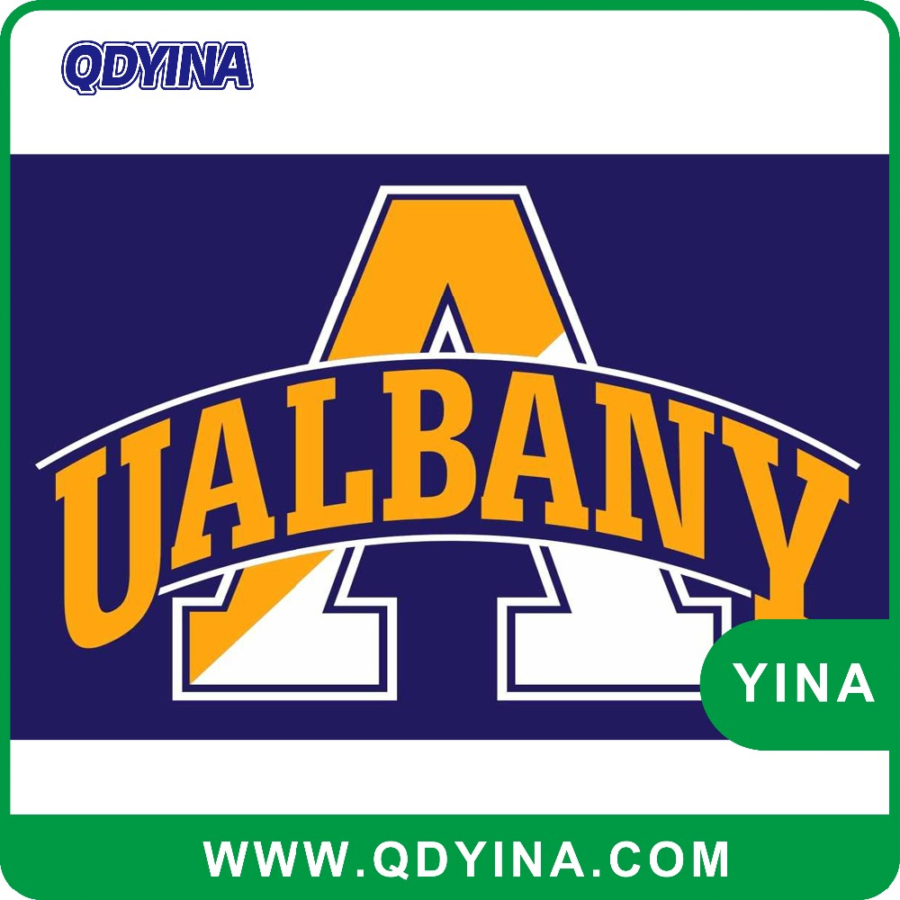 Albany Great Danes Helmet Flag 28*40inch Banner 100D Hot Selling Polyester Flag