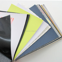 PVC STOCKLOT LEATHER FOR SHOES