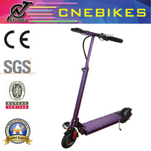 250W Foldable E-scooter with 36v li-ion battery and hub motor