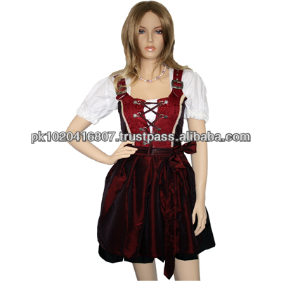 TRADITIONAL Bavarian Dirndl Dress