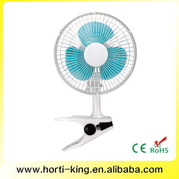 non-oscillating bathroom ventilation exhaust clip fan