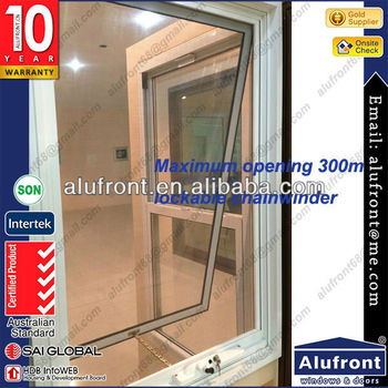 Aluminium Anti-theft Window/aluminium windows and doors comply with Australian & New Zealand standards