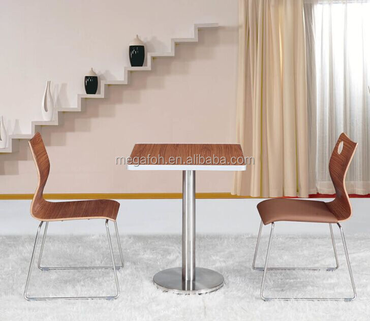 Fast food restaurant furniture(FOH-BC02)