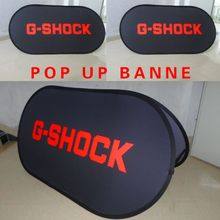 Double side outdoor A frame pop up banner/advertising banner