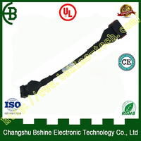 Can be customized to choose wire harness