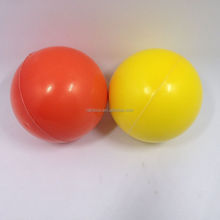 Promotional cheap round pu foam stress ball