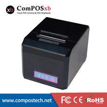 High speed POS thermal receipt printer RS-232, Parallel, USB, Ethernet interface compatible with ESC/POS
