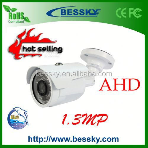 Shenzhen factory weaterproof camera ir with osd menu control cctv camera board