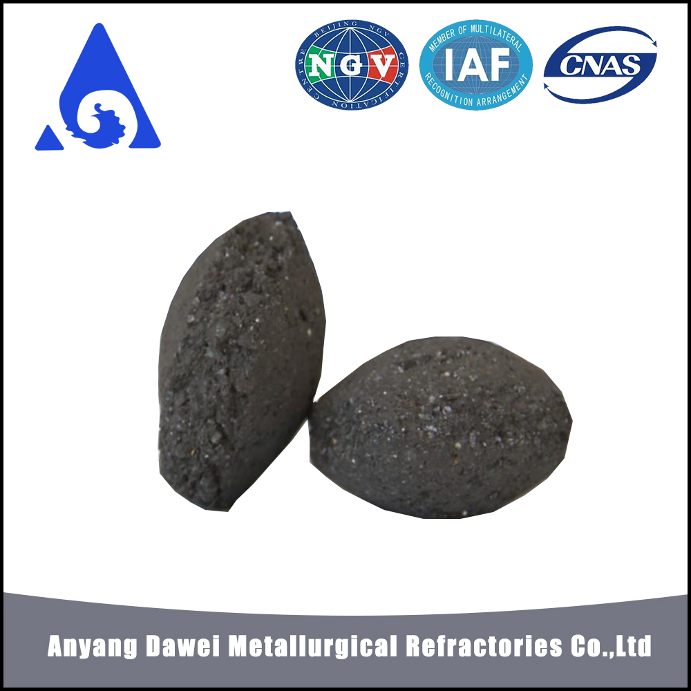 China origin ferro silicon/silicon briquettes price