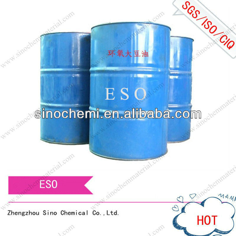 liquid PVC stabilizer and plasticizer -Epoxidized Soybean Oil(ESO)