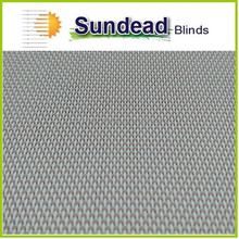 10% Plain-Weave Indoor & Outdoor solar protection sunscreen roller blind fabric for Home and Office roller blinds (Mint)