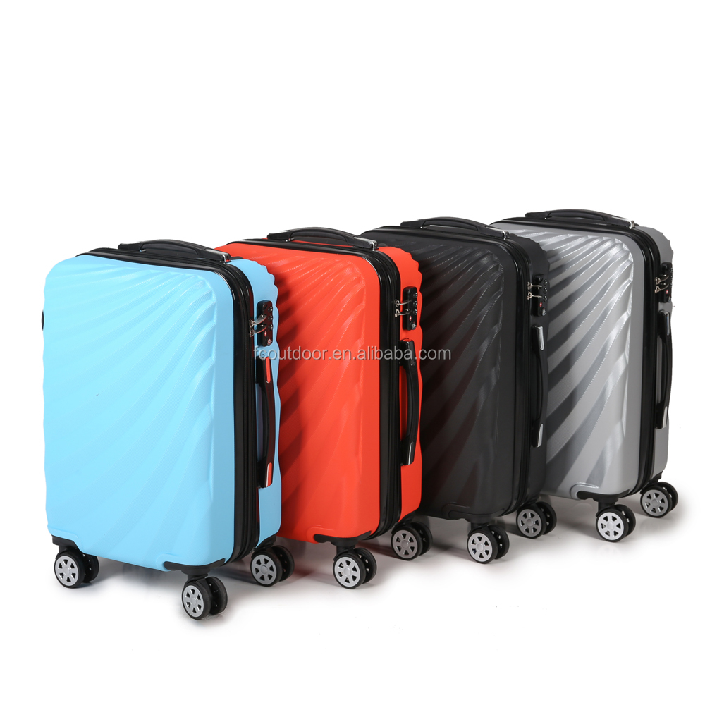 Nice ABS 20 Inch Trolley Travel Hand Luggage Suitcase With Side Handle