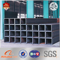Galvanized Steel Square Pipe Square Section Shape Special Pipe Square Steel Tube SHS