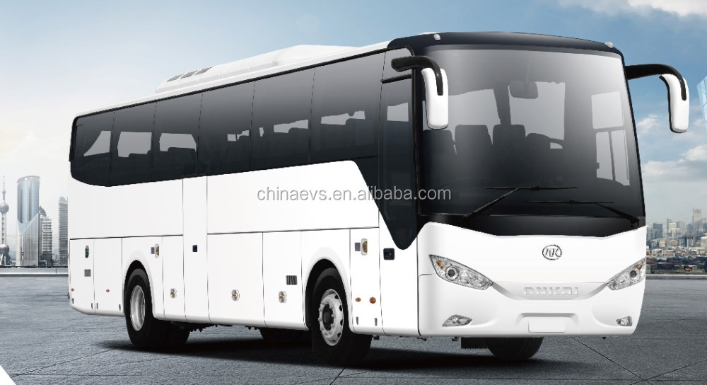 12 Meters Length Pure Electric Bus